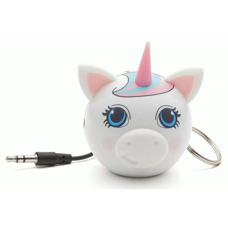Колонка KitSound Mini Buddy Speaker Unicorn