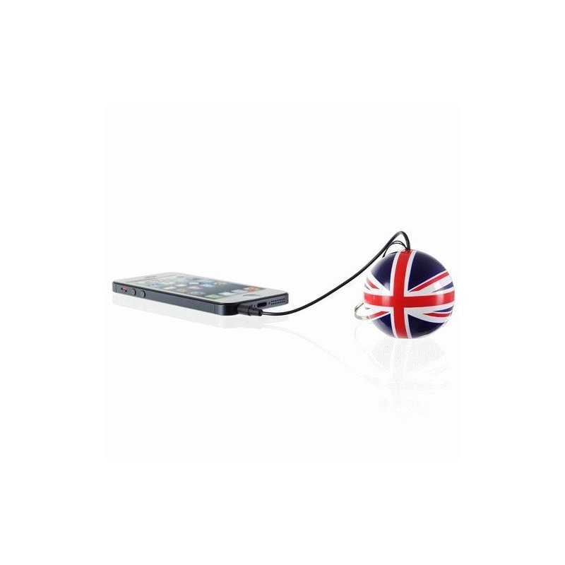 Колонка KitSound Mini Buddy Speaker Union Jack