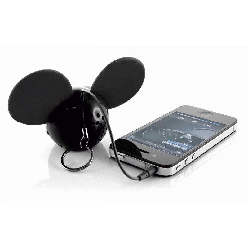 Колонка KitSound Deadmau5 Portable Speaker (Black)
