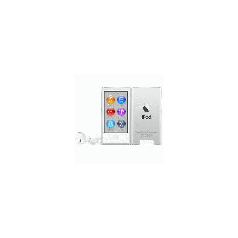 Apple iPod Nano 7Gen 16GB Silver (MKN22)