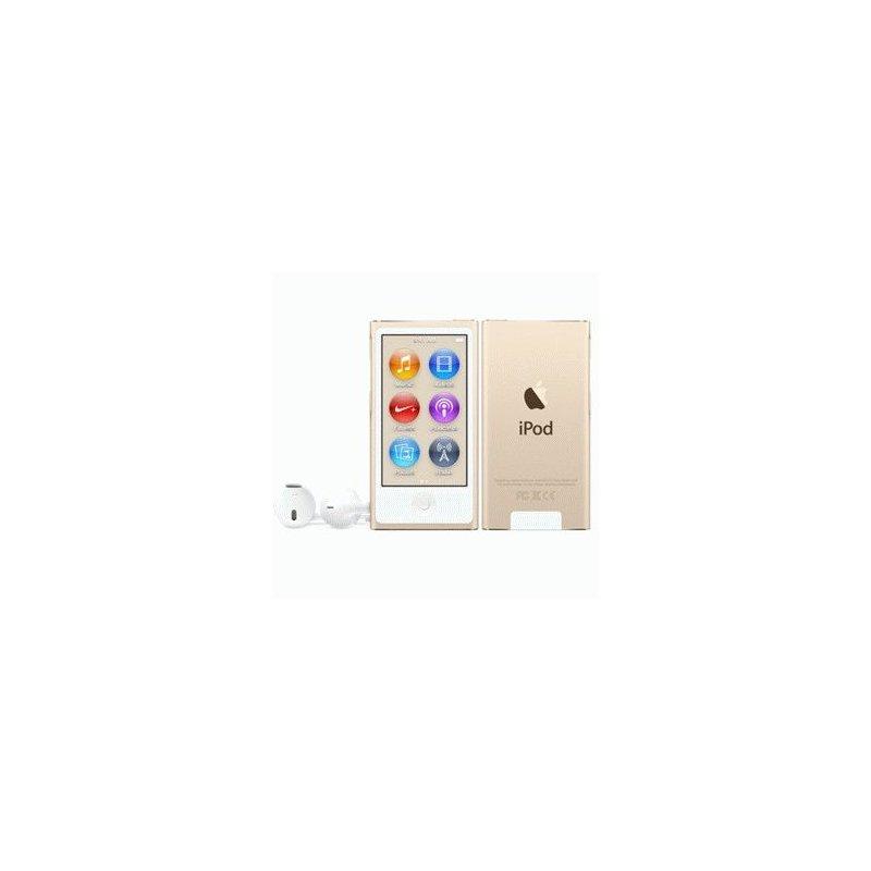 Apple iPod Nano 7Gen 16GB Gold (MKMX2)