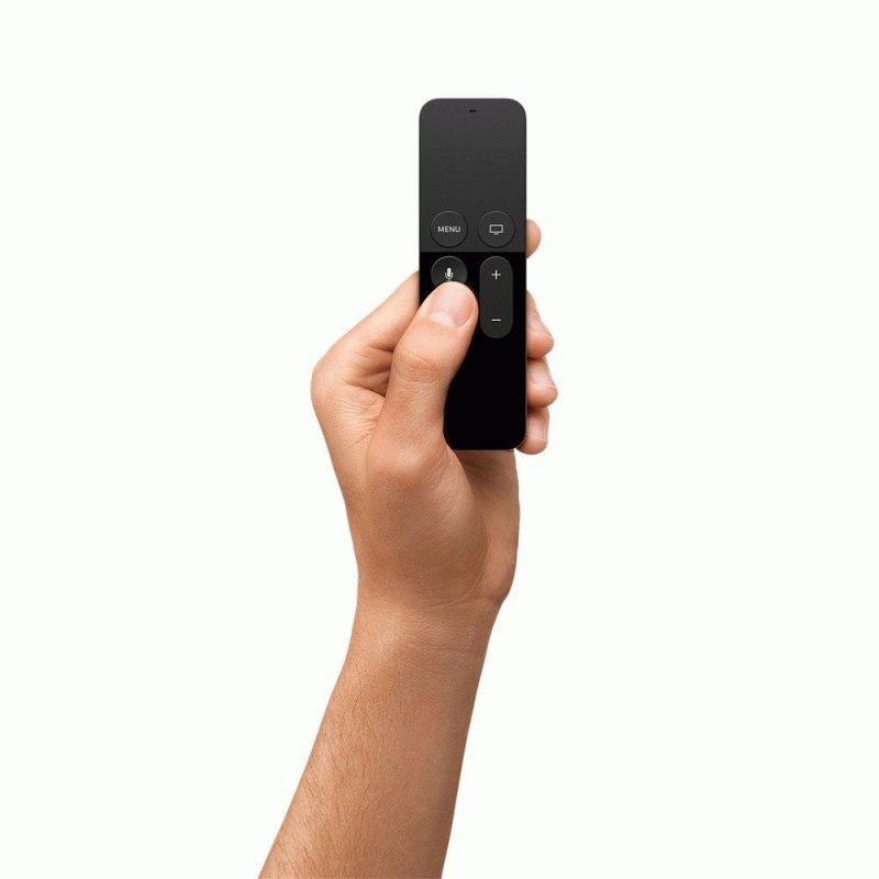 Пульт ДУ Apple TV Siri Remote (MG2Q2ZM/A)