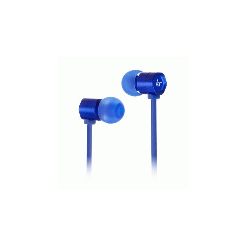 KitSound Hive In-Ear Headphones Blue (KSHIVBBL)