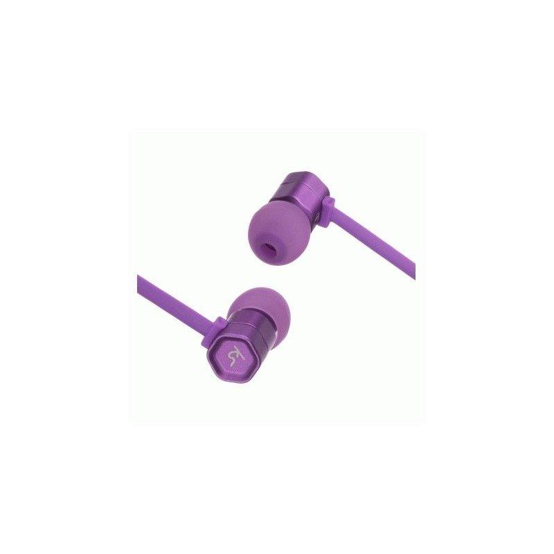 KitSound Hive In-Ear Headphones Purple (KSHIVBPU)