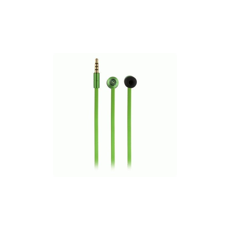 KitSound Ribbons earphones Green (KSRIBGN)