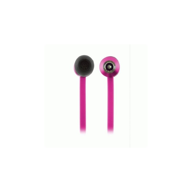 KitSound Ribbons earphones Pink (KSRIBPI)