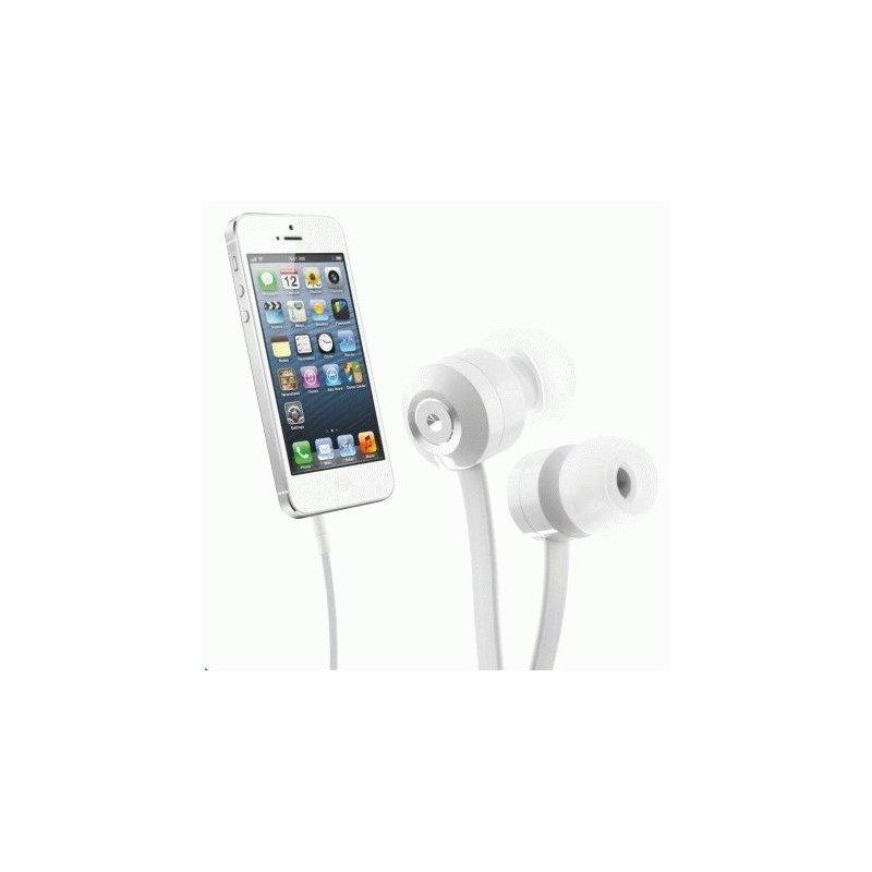 KitSound Ribbons earphones White (KSRIBWH)