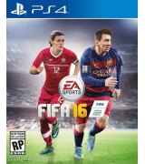 Игра FIFA 16 для Sony PS 4 (русская версия)