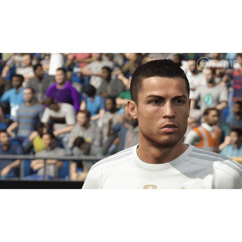 Игра FIFA 16 Deluxe Edition для Sony PlayStation 4 (русская версия)
