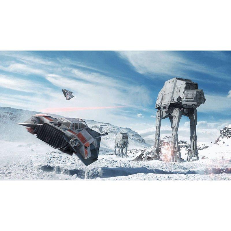 Игра Star Wars: Battlefront для Sony PlayStation 4 (русская версия)