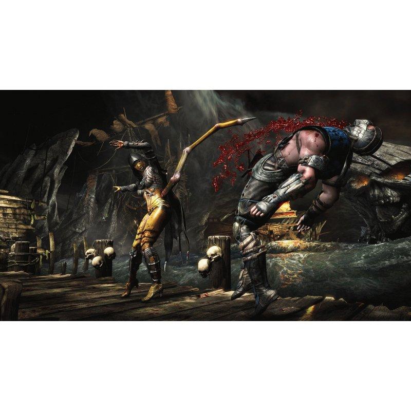 Игра Mortal Kombat X для Sony PlayStation 4 (русские субтитры)