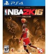 Игра NBA 2K16 для Sony PlayStation 4 (русская документация)