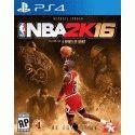 Игра NBA 2K16 для Sony PS 4 (русская документация)