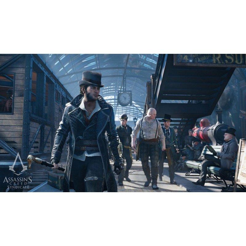Игра Assassin's Creed: Синдикат. Специальное издание (русская версия)