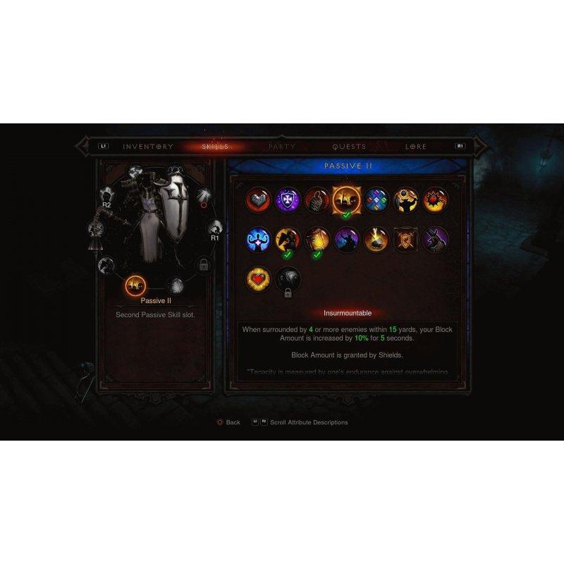 Игра Diablo III: Reaper of Souls. Ultimate Evil Edition для Sony PS 4 (русская версия)