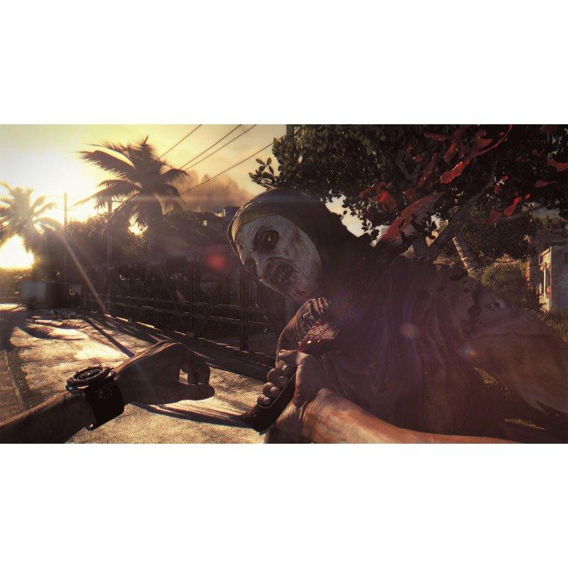 Игра Dying Light для Sony PS 4 (русская версия)