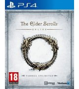 Игра The Elder Scrolls Online: Tamriel Unlimited для Sony PS 4 (английская версия)