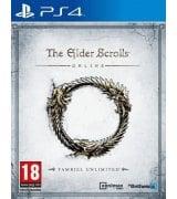 Игра The Elder Scrolls Online: Tamriel Unlimited для Sony PS 4 (английская версия)