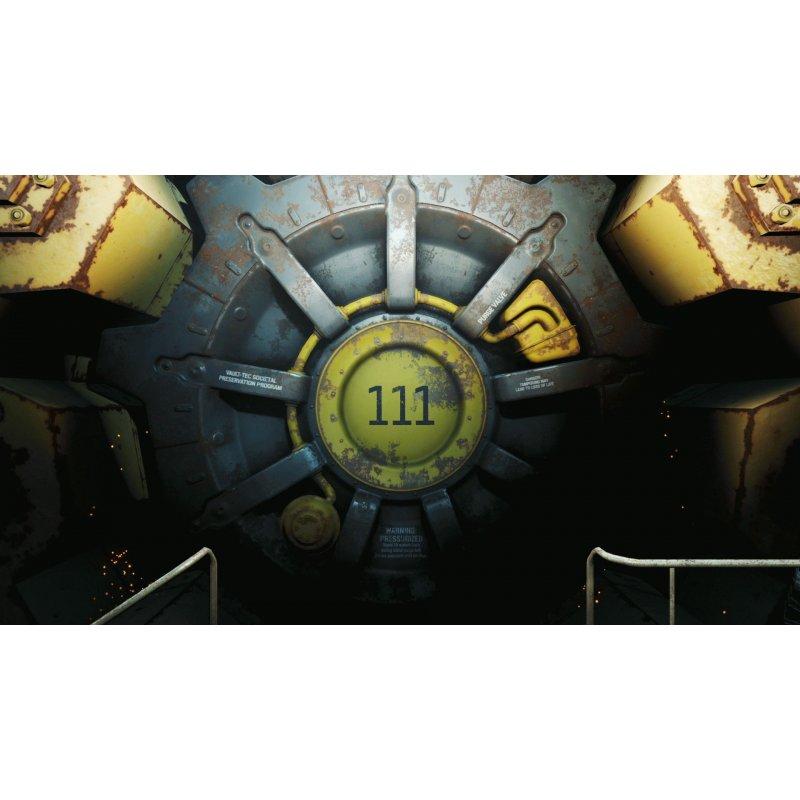 Игра Fallout 4 для Sony PS 4 (русские субтитры)