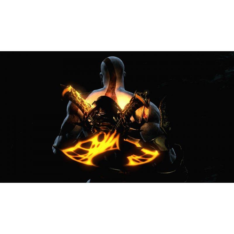 Игра God of War 3. Обновленная версия для Sony PS 4 (русская версия)