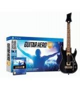 Игра Guitar Hero Live + Гитара для Sony PS 4 (английская версия)