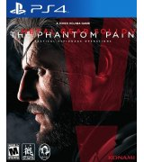 Игра Metal Gear Solid V: The Phantom Pain для Sony PS 4 (русская версия)