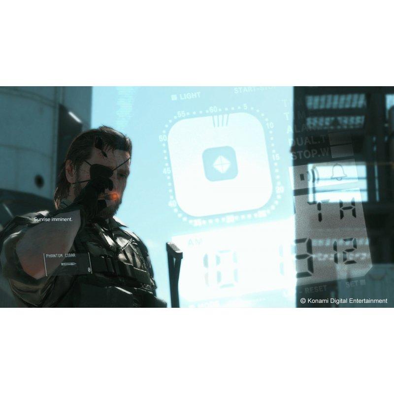 Игра Metal Gear Solid V: The Phantom Pain для Sony PS 4 (русская версия)