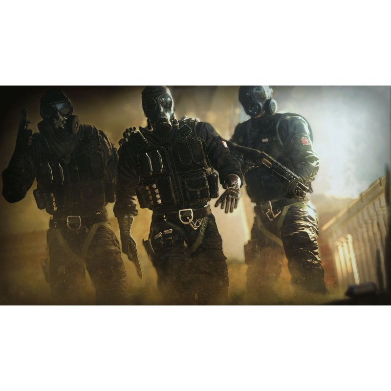 Игра Tom Clancy's Rainbow Six: Осада для Sony PS 4 (русская версия)