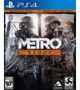 Игра Metro: Redux для Sony PS 4 (русская версия)