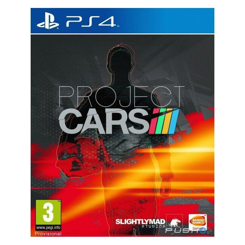 Игра Project Cars для Sony PS 4 (русские субтитры)