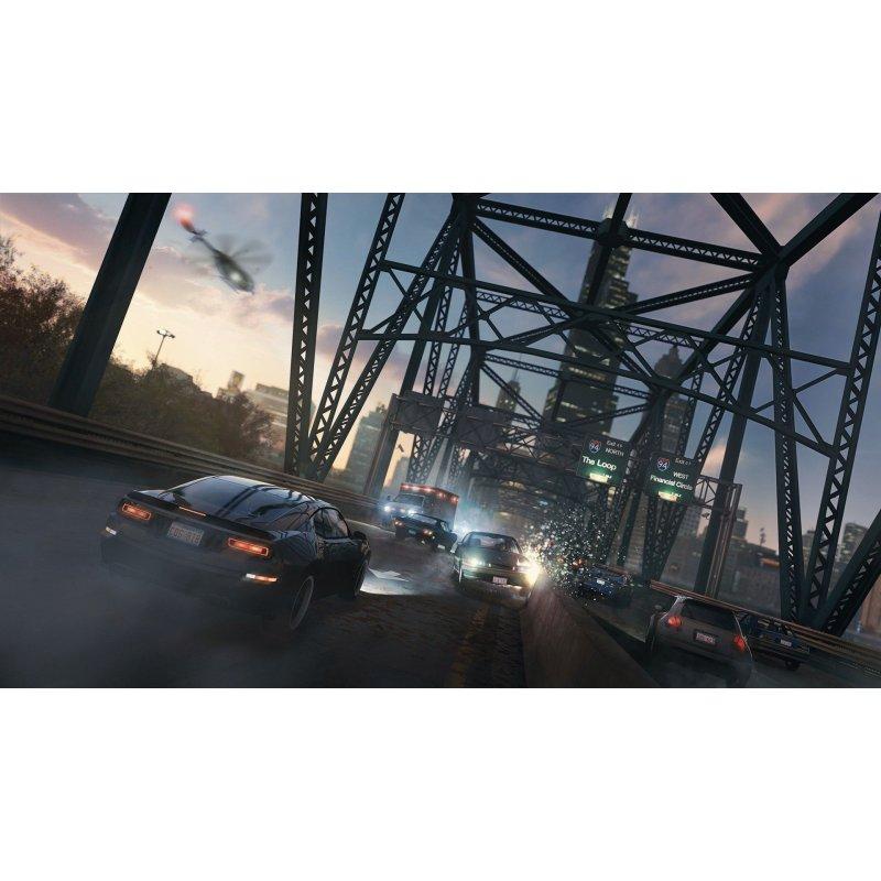 Игра Watch_Dogs Специальное издание для Sony PS 4 (русская версия)
