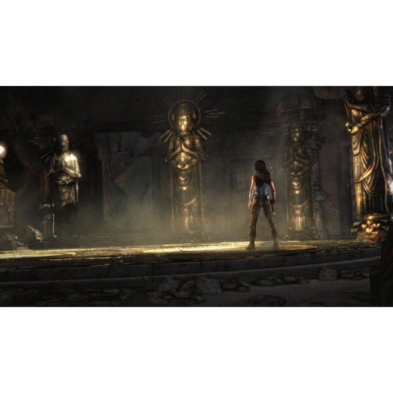 Игра Tomb Raider: Definitive Edition для Sony PS 4 (русская версия)