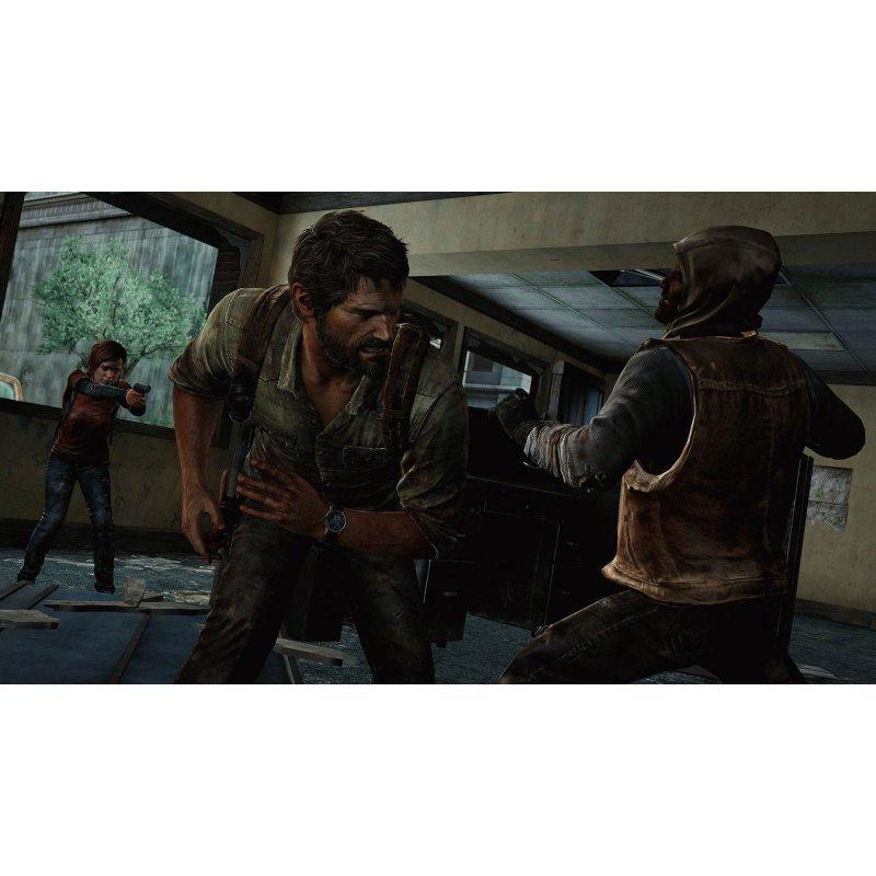 Игра Одни из нас (The Last of Us). Обновлённая версия для Sony PS 4 (русская версия)