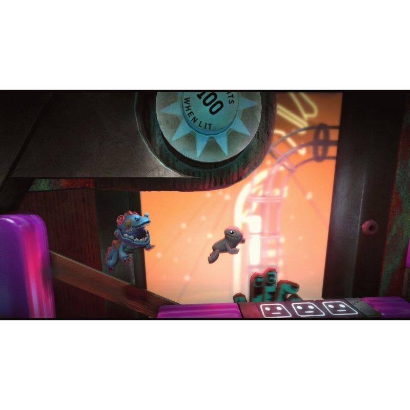 Игра LittleBigPlanet 3 для Sony PS 4 (русская версия)