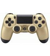 Оригинальный беспроводной джойстик Dualshock 4 Gold (PS4)