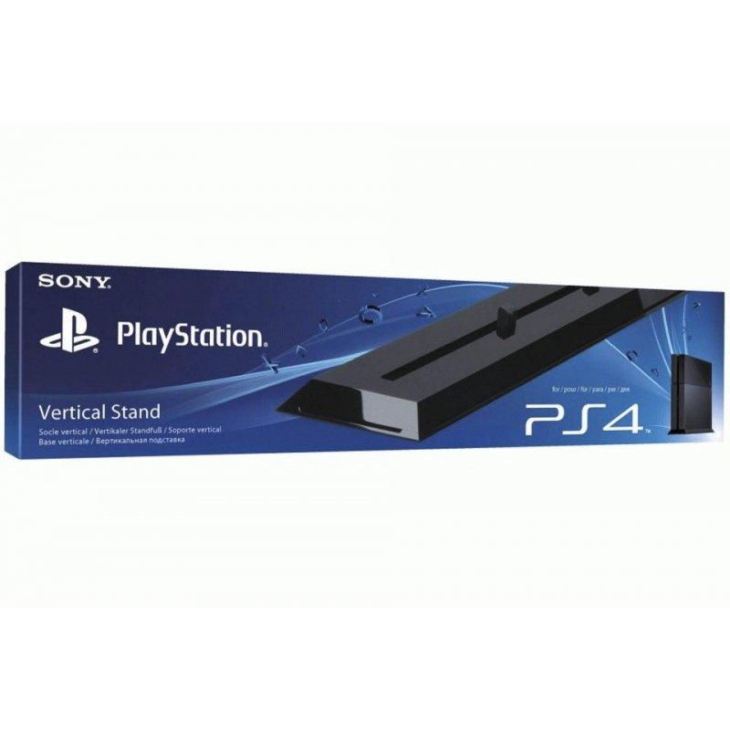Вертикальная подставка для PS4 Black