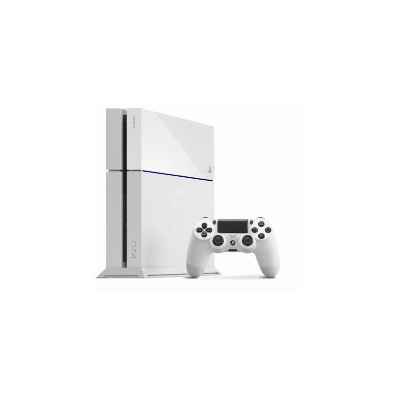 Вертикальная подставка для PS4 White