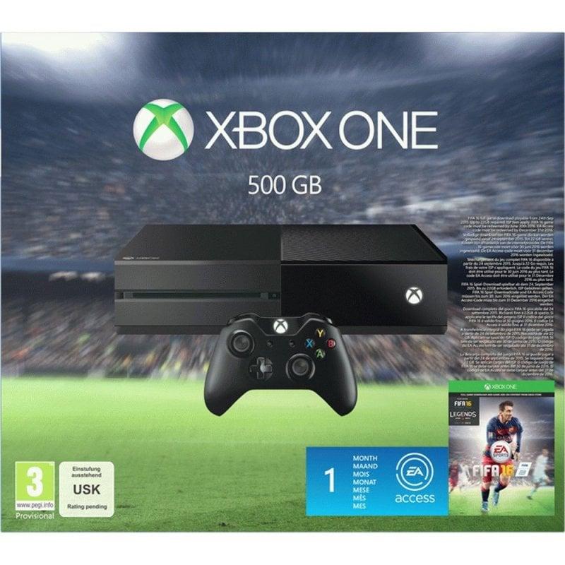 Microsoft Xbox ONE + FIFA 16