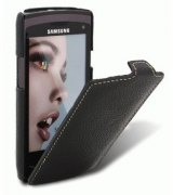 Кожаный чехол Melkco (JT) для Samsung Wave II S8530