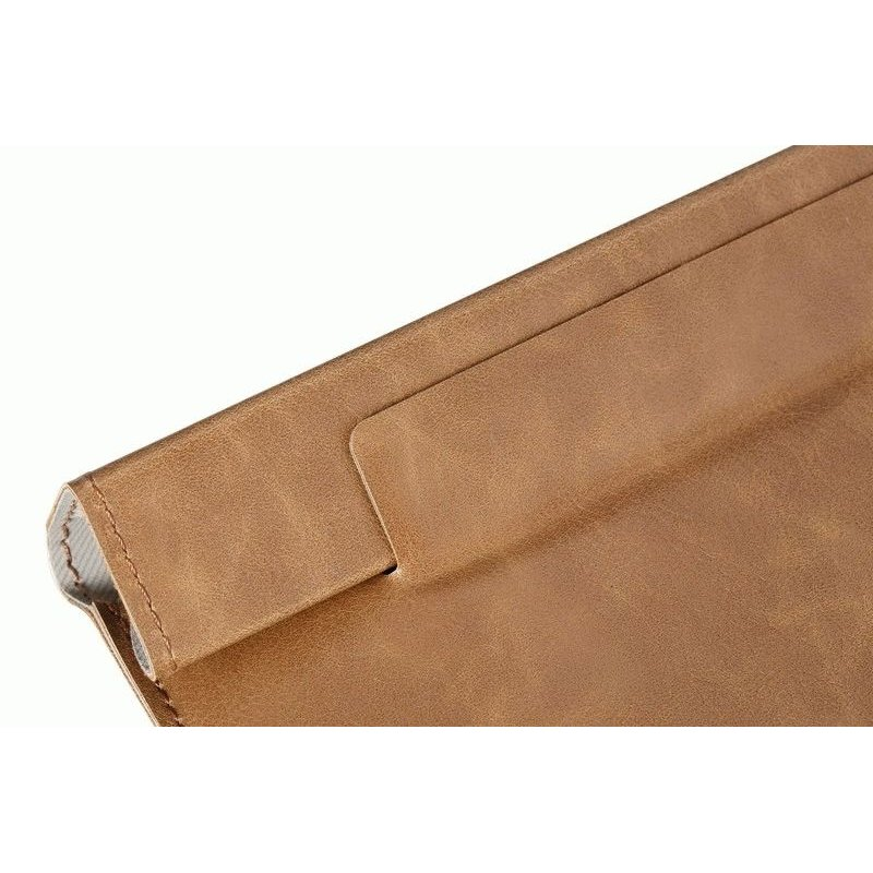 "Чехол-конверт Rock Protection Sleeve Case для iPad Pro и MacBook Air 13"" Brown"