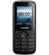 Philips E120 Dual Sim Black