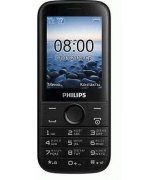 Philips E160 Dual Sim Black