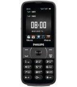 Philips Xenium E560 Dual Sim Black