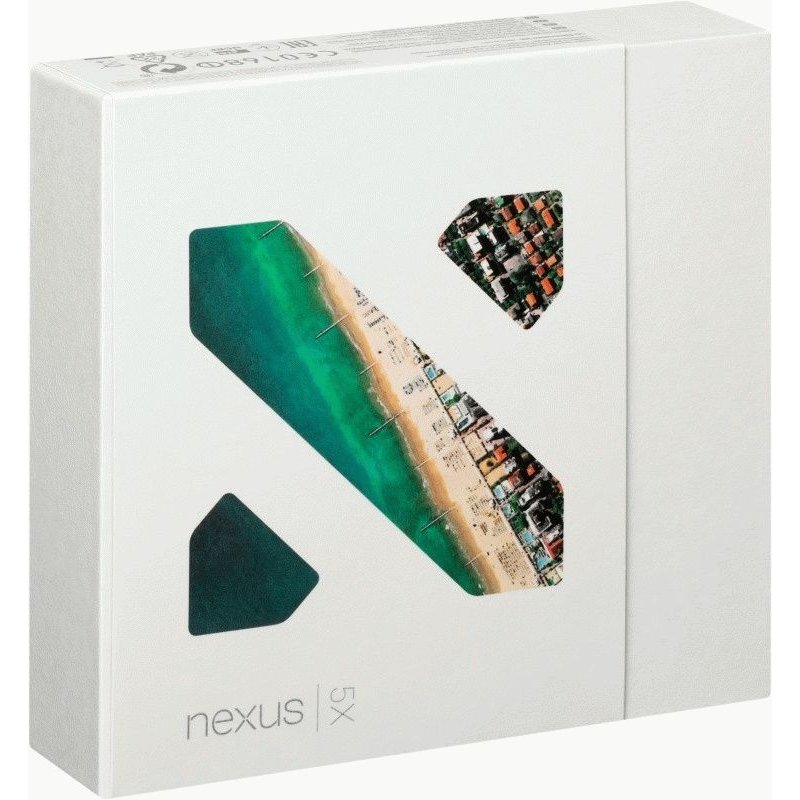 LG Google Nexus 5X H791 16GB Black