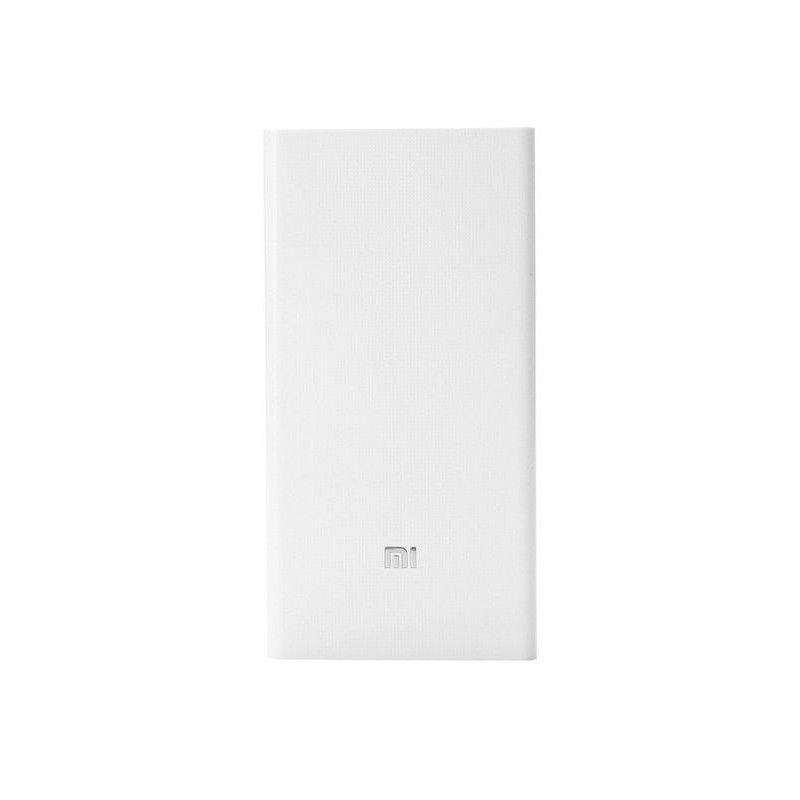 Внешний аккумулятор Xiaomi Power Bank 20000 mAh White
