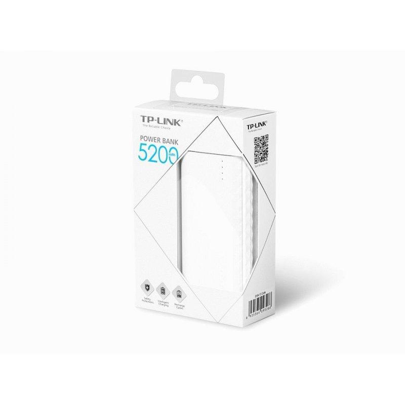 Внешний аккумулятор TP-LINK Power Bank TL-PB5200 5200 mAh