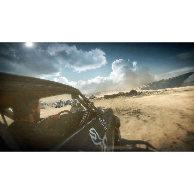 Игра Mad Max для Sony PS 4 (русские субтитры)