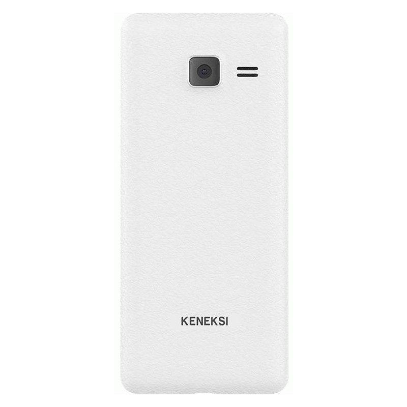 Keneksi K8 Dual Sim White