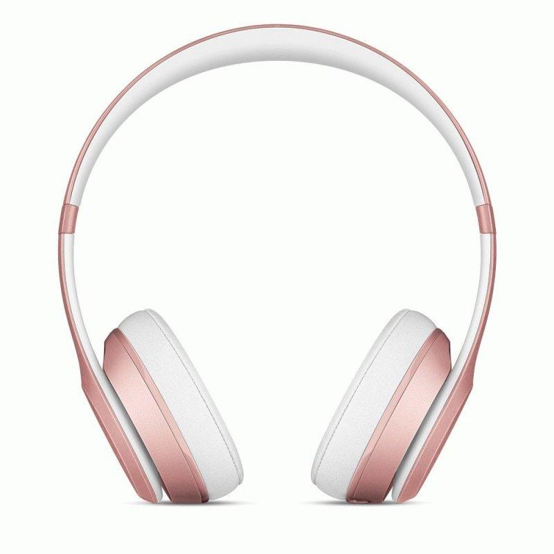 Beats Solo2 Wireless On-Ear Rose Gold (MLLG2ZM/A)