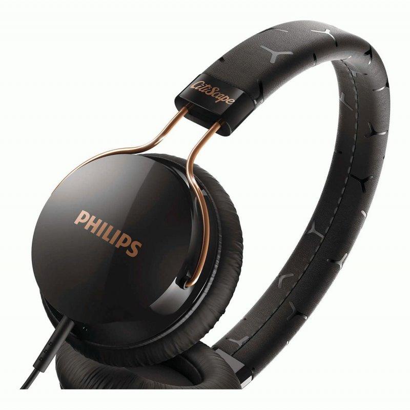 Philips CitiScape SHL5300 Black